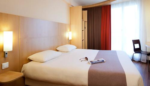 Chambre hôtel journée