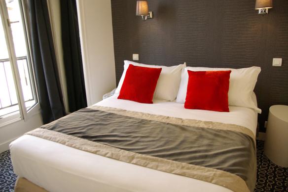 Chambre en journée Montparnasse