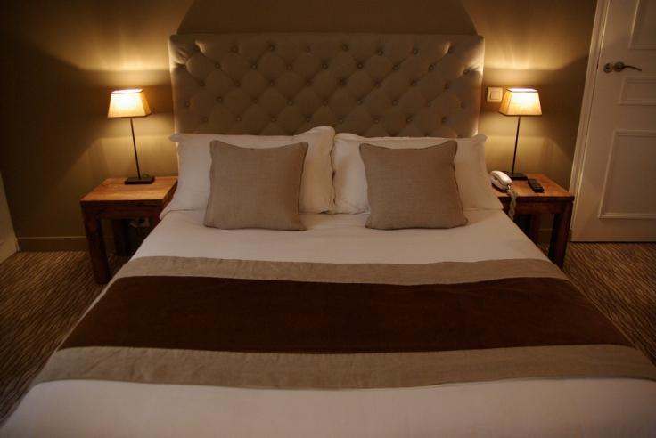 Chambre d'hotel en journée Montparnasse