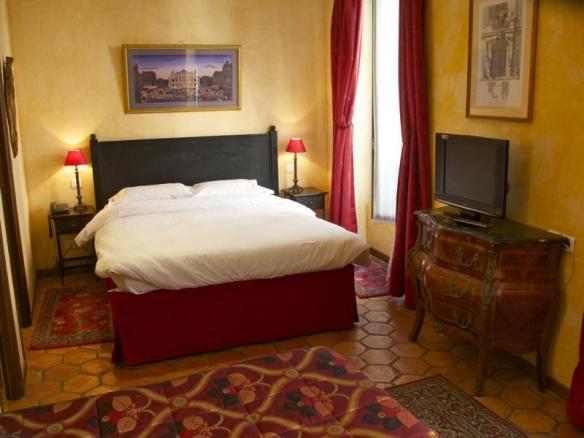 Chambre d'hôtel en journée 9e à l'Hôtel Mogador
