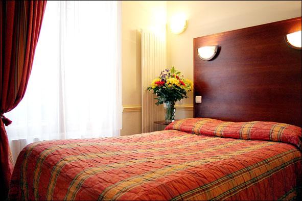 chambre à la journée 17e arrondissement Hôtel Pavillon Courcelles