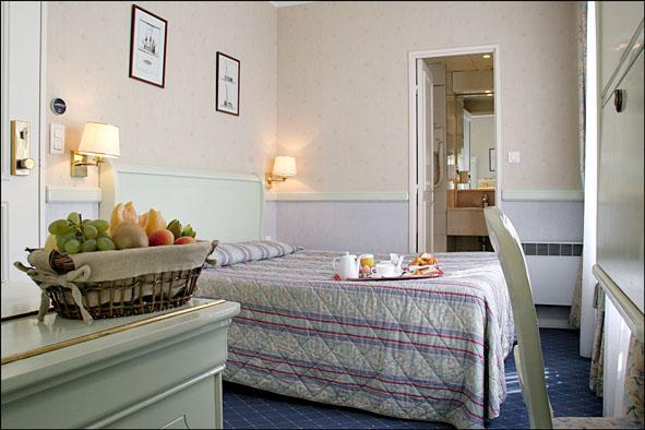 chambre à la journée 17e arrondissement Hôtel Pavillon Pereire