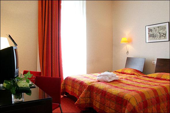 Hôtel en journée 8e arrondissement Pavillon Saint Augustin