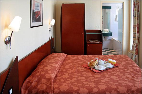 chambre à la journée 17e arrondissement Hôtel Pavillon Villiers Etoile