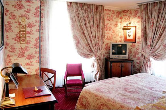 Chambres d'hôtels en journée à thème