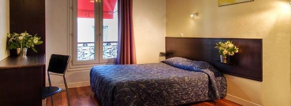 chambres d'hôtel en journée paris 75002