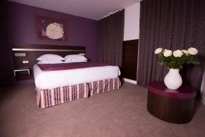chambres d'hôtel en journée dans le quartier de l'Arc de Triomphe
