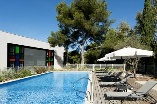 chambre d'hôtel en journée à Marseille