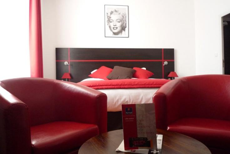 hôtel en journée à Lille