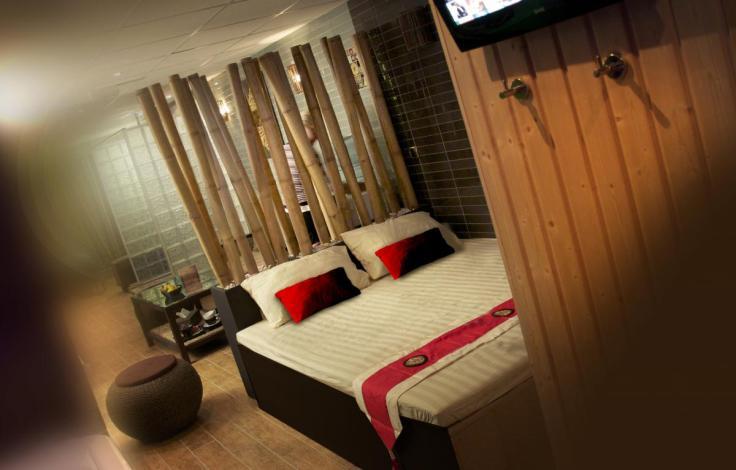chambre hôtel en journée Lille