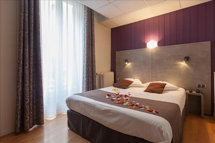 Hôtel en journée à Grenoble