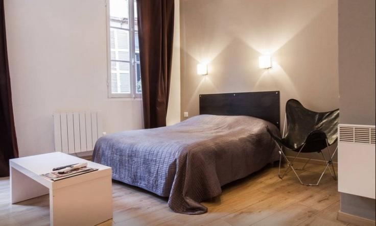 chambre d'hôtel en journée Toulouse